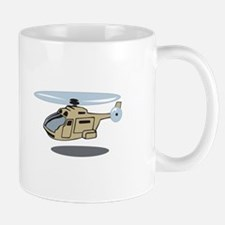 MILITARY HELICOPTER Mugs