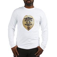 Bail Enforcement Officer Long Sleeve T-Shirt