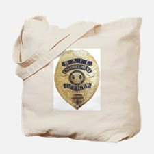 Bail Enforcement Officer Tote Bag