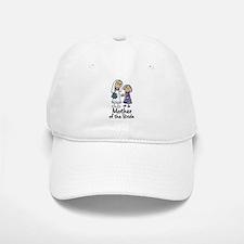 Cartoon Bride's Mother Baseball Baseball Cap