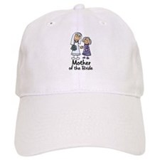 Cartoon Bride's Mother Baseball Cap