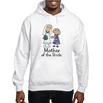 Cartoon Bride's Mother Hooded Sweatshirt