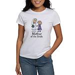 Cartoon Bride's Mother Women's T-Shirt