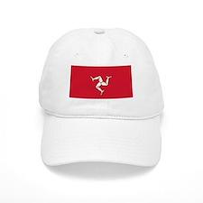 Flag of Mann Cap