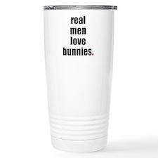 Cute Rabbit Travel Mug