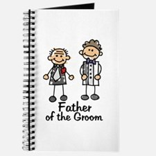Cartoon Groom's Father Journal