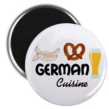 GERMAN CUISINE Magnets