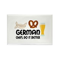 GERMAN CHEFS Magnets
