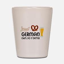 GERMAN CHEFS Shot Glass
