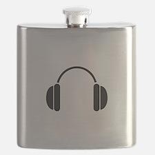MUSIC HEADPHONES Flask