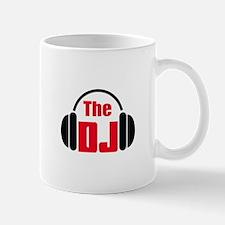 THE DISC JOCKEY Mugs