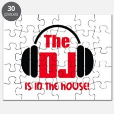 DJ IS IN THE HOUSE Puzzle