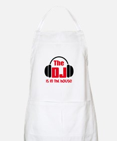 DJ IS IN THE HOUSE Apron