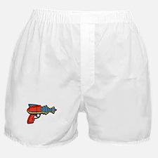 Ray Gun Boxer Shorts