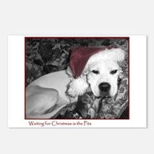 Xmas Pits Postcards (Package of 8)