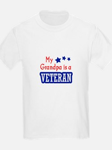 GRANDPA IS A VETERAN T-Shirt