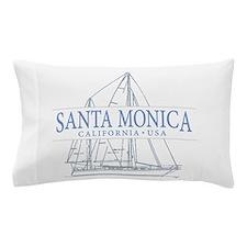 Santa Monica CA - Pillow Case