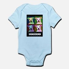 Retro Bubba Infant Creeper
