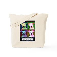 Retro Bubba Tote Bag