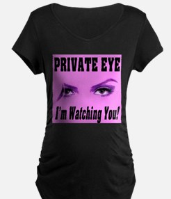 Private Eye I'm Watching You T-Shirt