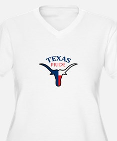 TEXAS PRIDE Plus Size T-Shirt
