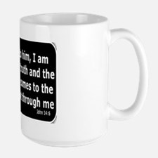Jesus said to him Mug