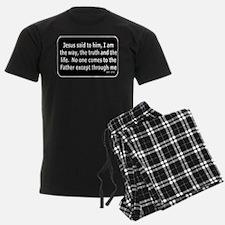 Jesus said to him Pajamas