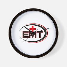 EMT Wall Clock