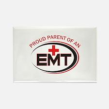 PROUD PARENT OF EMT Magnets