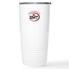 PROUD PARENT OF EMT Travel Mug
