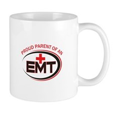 PROUD PARENT OF EMT Mugs