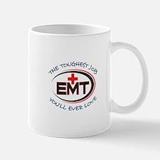 TOUGHEST JOB Mugs