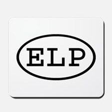 ELP Oval Mousepad