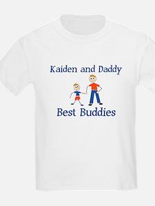 Best Buddies - Kaiden & Daddy T-Shirt
