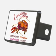 LOUISIANA COOKING Hitch Cover