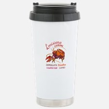 LOUISIANA COOKING Travel Mug