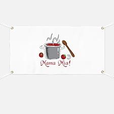 MAMAM MIA Banner