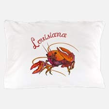 LOUISIANA CRAWDAD Pillow Case