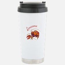 LOUISIANA CRAWDAD Travel Mug