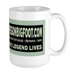 Oregonbigfoot.com Large Mug