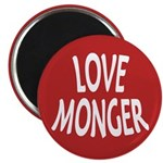 Love Monger Magnet (100 pack)