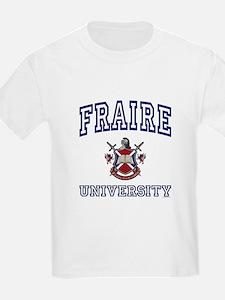 FRAIRE University T-Shirt