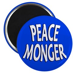 Peacemonger Magnet (100 pack)