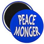 Peacemonger Magnet