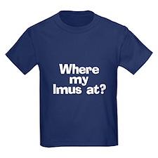 Where Imus at? - T