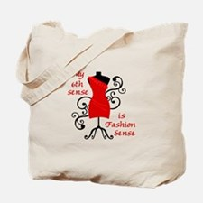 FASHION SENSE Tote Bag