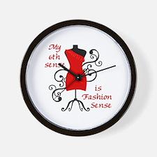 FASHION SENSE Wall Clock