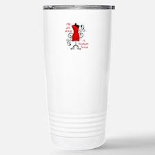 FASHION SENSE Travel Mug