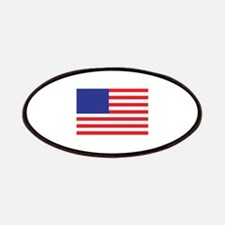 MINI AMERICAN FLAG Patches