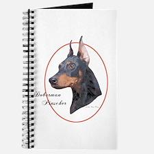 Doberman Pinscher Cameo Journal